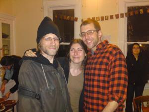 Mike, Vanessa, Sean